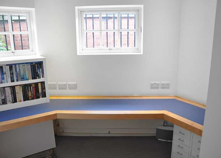 Bespoke Home Office Furniture Design Installation Projects Solid Carpentry