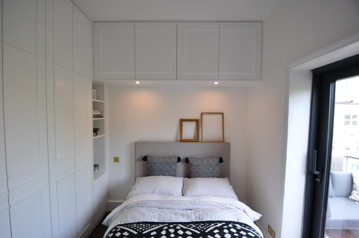 bedroom fitted storage