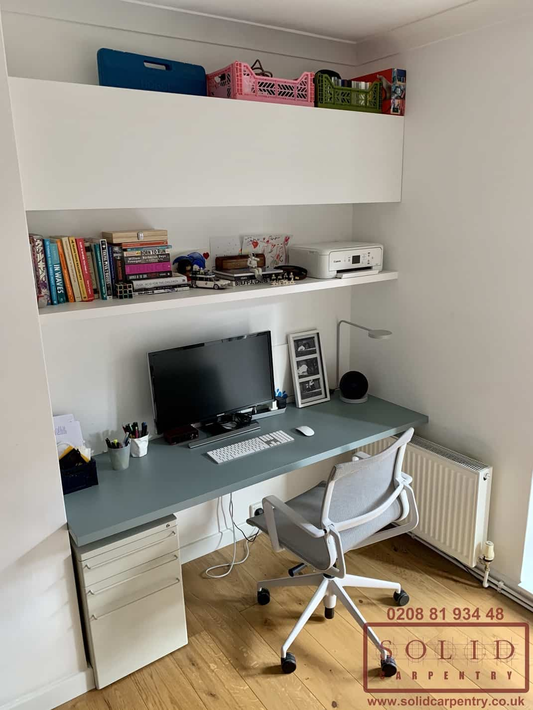 alcove bespoke home office furniture