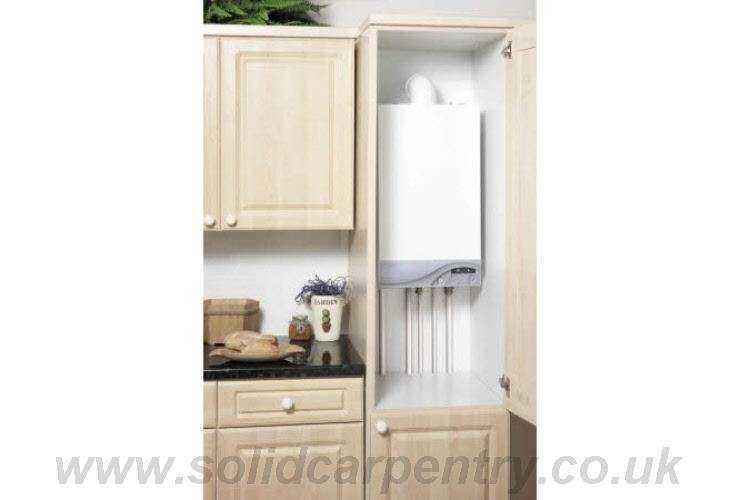 Boiler Cupboards Solid Carpentry