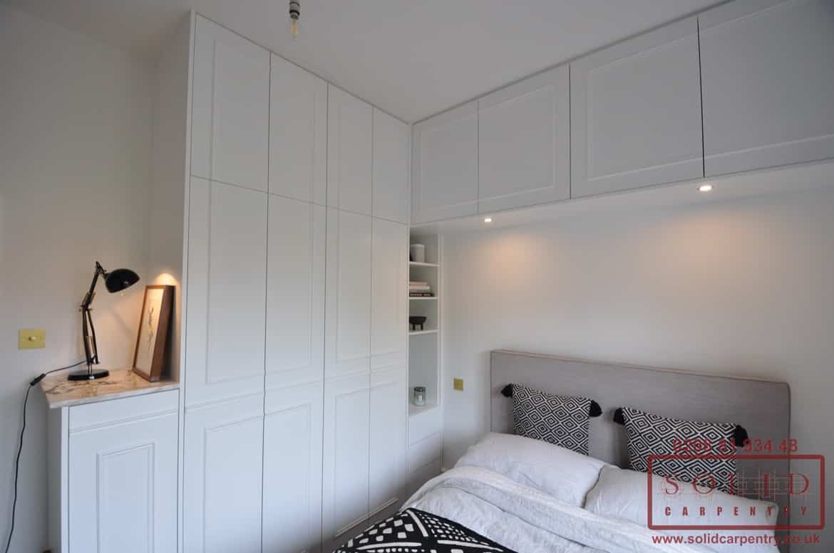 custom made bedroom fitted wardrobes