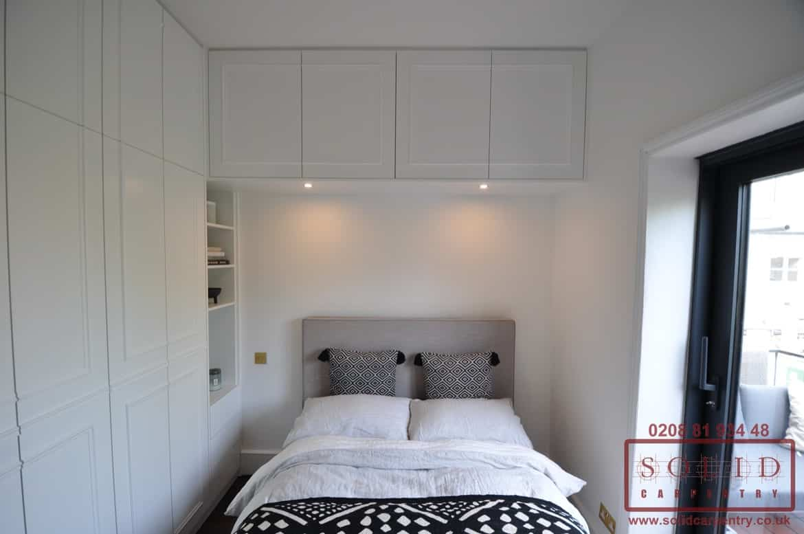 luxury bedroom fitted furniture