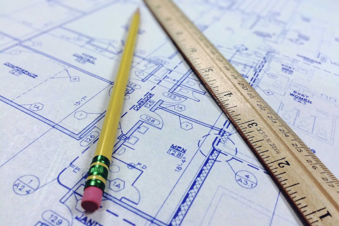 kitchen planning property blueprint