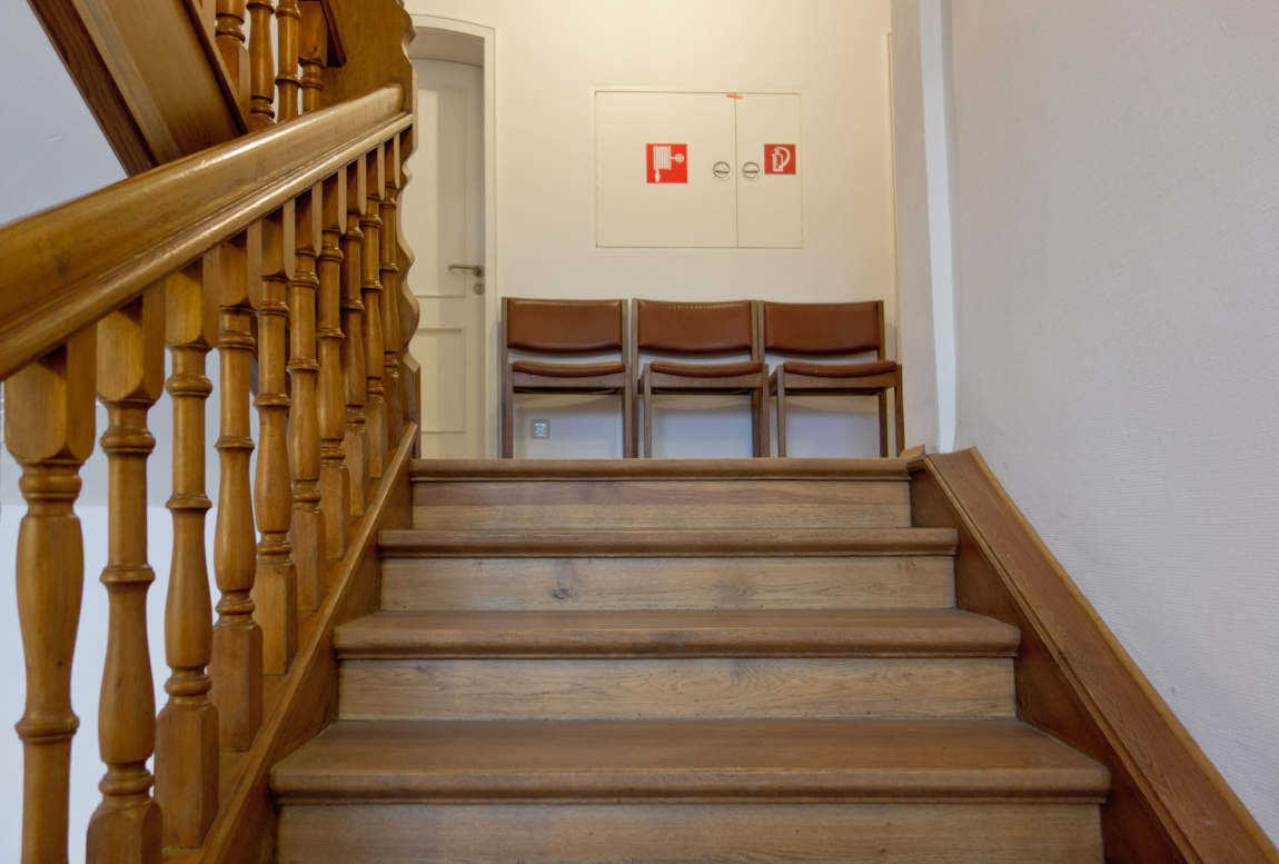 wooden bespoke staircases