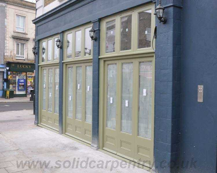 box sash windows installation in london solid carpentry. Black Bedroom Furniture Sets. Home Design Ideas