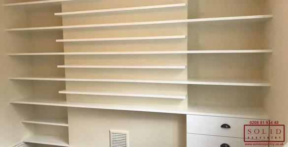 Bespoke Floating Shelves