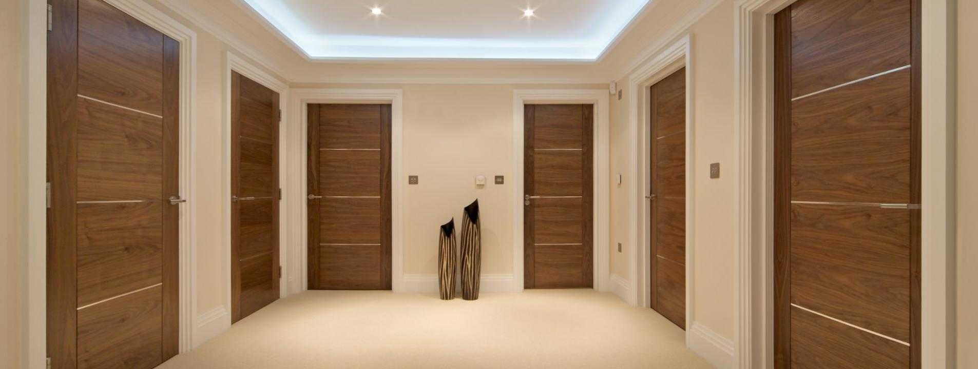 Luxury Internal Doors Fitted
