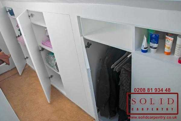 loft storage cupboard