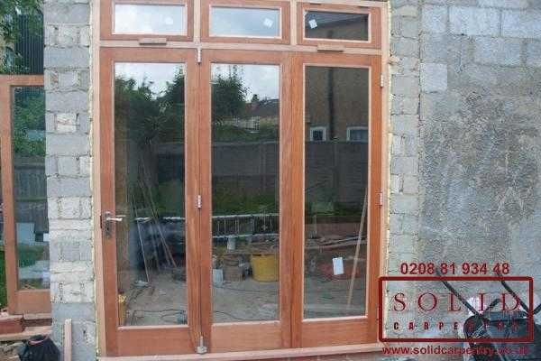 custom made patio doors