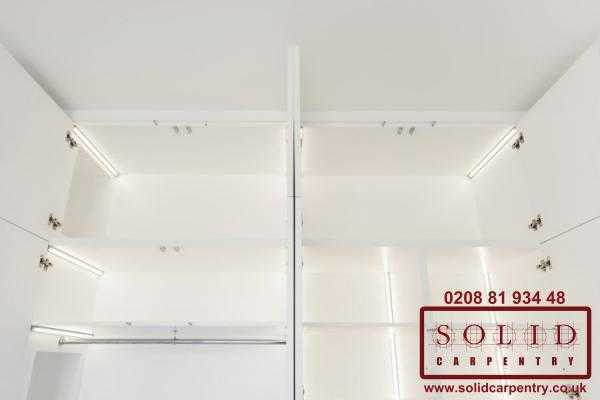 Wardrobe led lights