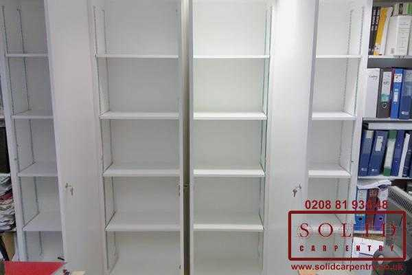 cupboard for documentation