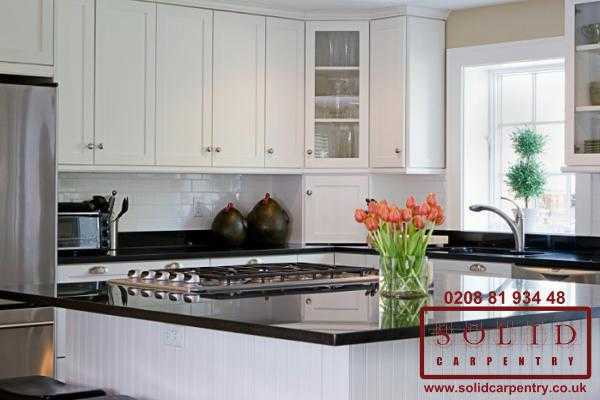 kitchen fitting installation services in london solid carpentry