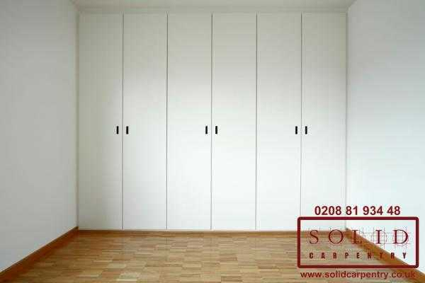 Built In Bespoke Fitted Wardrobes London